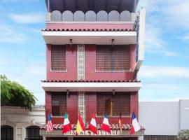 Hostal Iquique, hotel in Lima