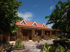 Chez Marston, hotel in La Digue
