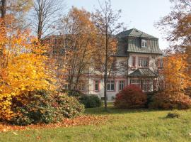 Tatranka a Horalka, apartmán v Tatranskej Lomnici