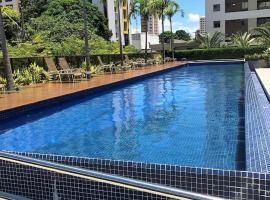 Residencial Club em João Pessoa, hotel near Arruda Camara Park - Bica, João Pessoa