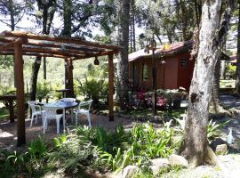Linda Cabana Rural, hotel near Castelinho, Gramado