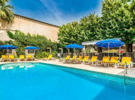 Hôtel Restaurant Résidence, hôtel à Nissan-lez-Enserune près de: Golf de Saint-Thomas