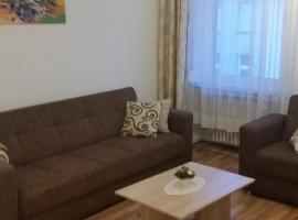 Monteurwohnungen Santos Lerch, hotel in Krefeld