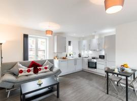 Abodebed Oval View Apartments, apartment in Hemel Hempstead