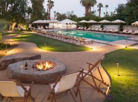 Ingleside Inn, hotel near Palm Springs International Airport - PSP, Palm Springs