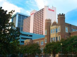 Jackson Downtown Convention Center Hotel, hôtel à Jackson