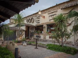 Agriturismo Papyrus, farm stay in Syracuse