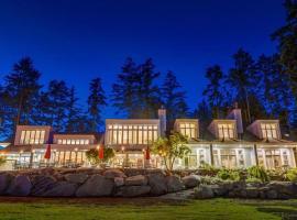 Woodstone Manor Inc., hotel near Ruckle Provincial Park, Galiano