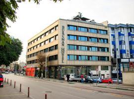 Burcman Hotel, hotel in Bursa