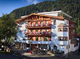 Alpen-Comfort-Hotel Central, hotell i Nauders