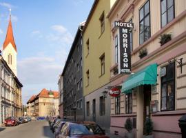 Penzion Hotel Morrison, penzion v Plzni
