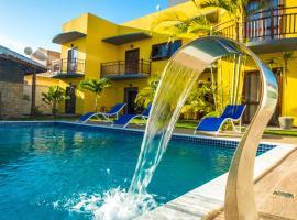 Atlantica Apartamentos Imbassai, accessible hotel in Imbassai