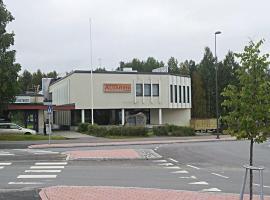 Hotel Alvariini, hotelli Alajärvellä