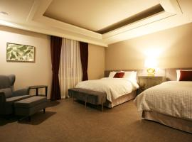 부천에 위치한 호텔 폴라리스 호텔