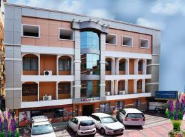 Anandkrishna Residency, hotel near Guruvayur Temple, Guruvāyūr