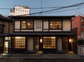 BenTen Residences, hotel in Kyoto
