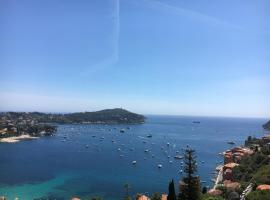 Escape to the French Riviera, apartment in Villefranche-sur-Mer