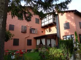 Aero Hotel Cerdanya Ca L'eudald, hotel in Alp