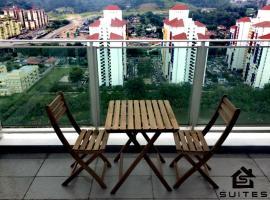 S-Suites@The Scott Garden, homestay in Kuala Lumpur