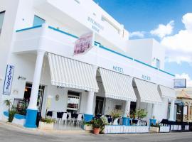 Hotel Rizieri, hotell i Leuca