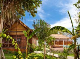 Blu d'aMare, beach hotel in Gili Trawangan