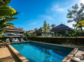 Himaphan Boutique Resort, hotel in Nai Yang Beach
