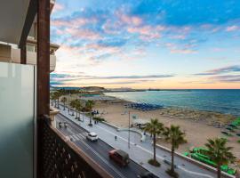 Poseidon Hotel, hotel in Rethymno