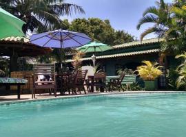 Pousada Recanto Verde e Mar, hotel em Araruama