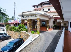 The Cape Hotel, отель в городе Монровия