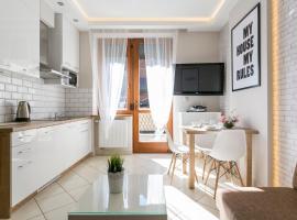 VIP Apartamenty Tetmajera Centrum 2, apartman Zakopanéban