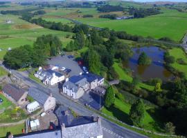 Y Giler Arms, hotel in Pentrefoelas