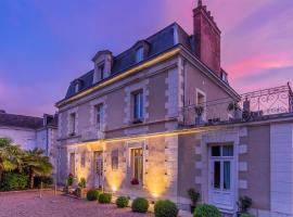 Le Pavillon Des Lys, hôtel à Amboise