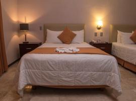 Hotel Ocean View, hotel in Campeche