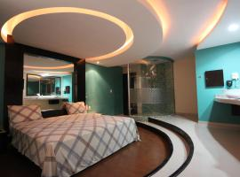Motel Suites Xiu, motel in Veracruz