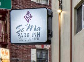 SOMA Park Inn, motel in San Francisco