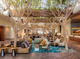 Portola Hotel & Spa, boutique hotel in Monterey