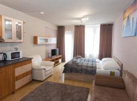 AnVa House: Budapeşte'de bir otel