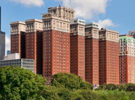 Hilton Chicago, hotel near Art Institute of Chicago, Chicago