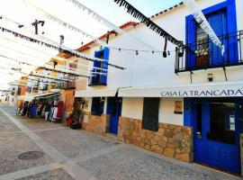 La Trancada, hotel in Tabarca