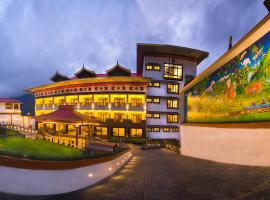 Lemon Tree Hotel Gangtok, accessible hotel in Gangtok
