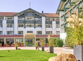 Familotel DAS LUDWIG, Hotel in der Nähe von: Wohlfühl-Therme, Bad Griesbach im Rottal