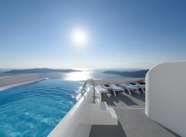 Abyssanto Suites and Spa, ξενοδοχείο κοντά σε Santorini Cable Car, Ημεροβίγλι