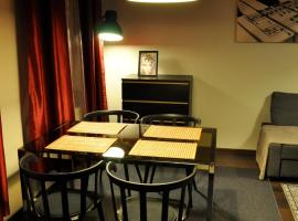 Apartament Na Chłodnej | The High Street, apartment in Suwałki