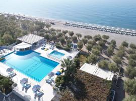 Kouros Seasight Hotel, отель в городе Питагорион