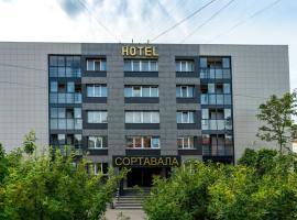 Гостиница Сортавала , отель в Сортавале