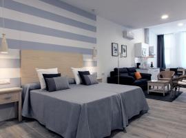 Hotel Apartamentos MPD, apartamento en Mérida