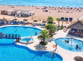Hotel Tahití Playa, hotel in Santa Susanna