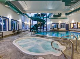 Canalta Rocky Mountain House, hotel em Rocky Mountain House