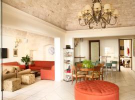 Hotel Lanzillotta, hotel in Alberobello