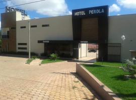 Hotel Pérola, hotel in Rolim de Moura